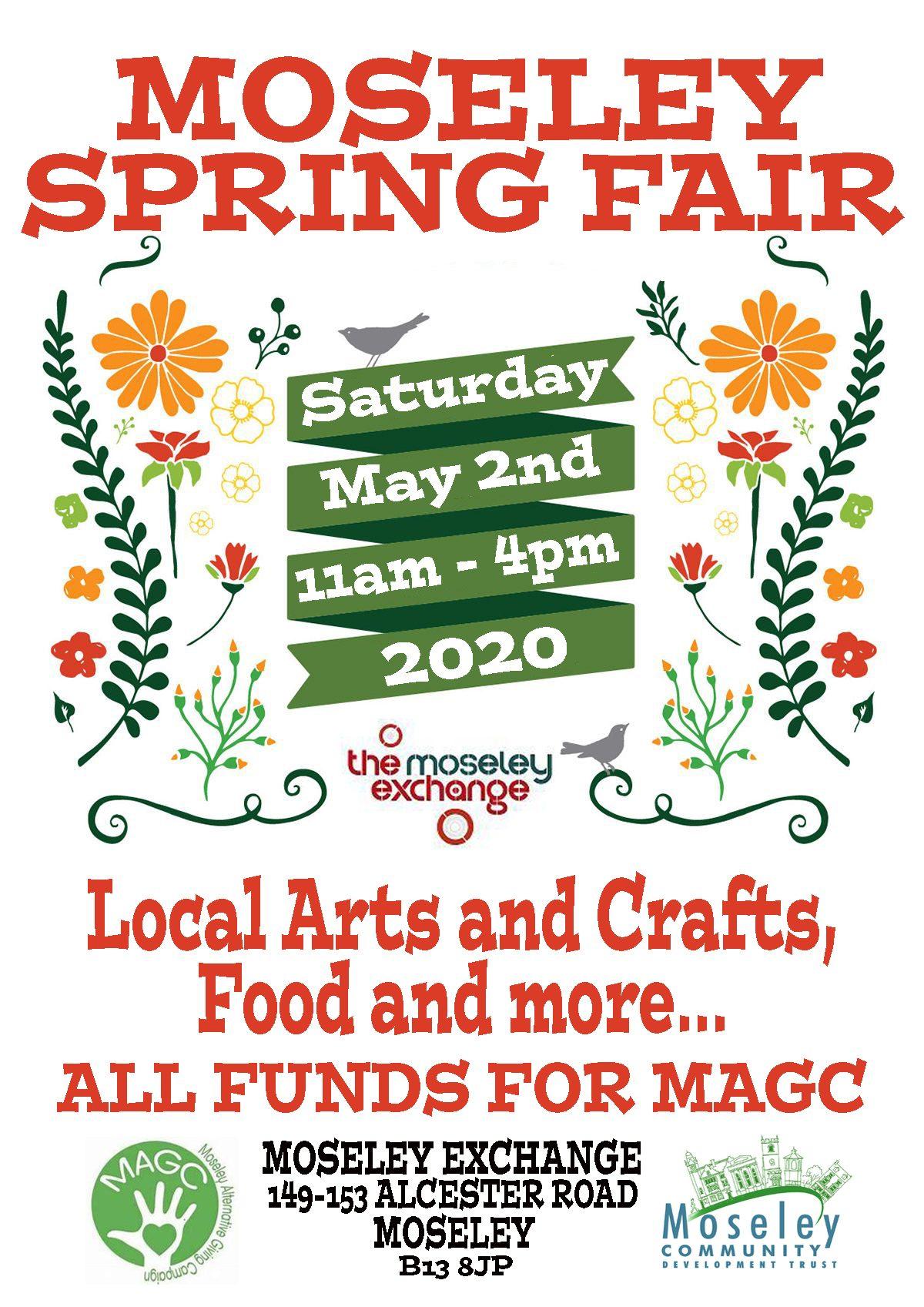 Moseley Spring Fair